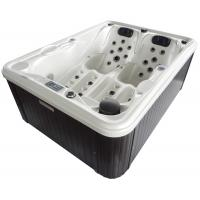 above ground hydro massage bathtub for 2 persons 3802 98668317. Black Bedroom Furniture Sets. Home Design Ideas