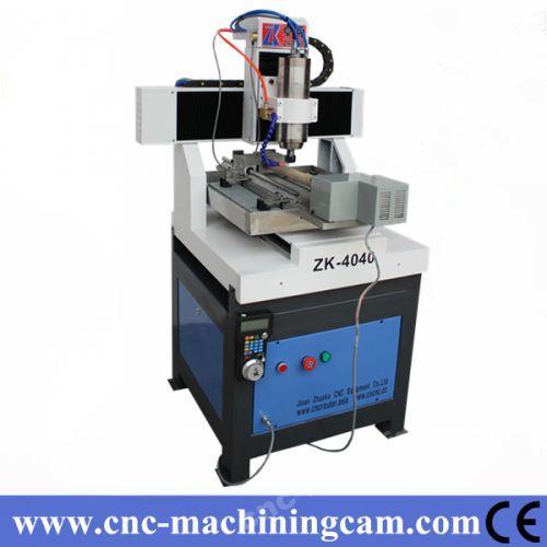 mini cnc metal fabrication ZK-4040(400*400*120mm) - 99976113