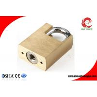 Quality Universal Security Brass padlock Warehouse Dormitory compartment Outdoor for sale