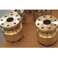 Wholesale FB RB Floating Ball Valve BB Nickel Aluminum Bronze Split Body For Sea Water from china suppliers