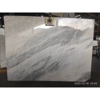 Buy cheap Grey Veins Marble Stone Slab For Villa and Hotel Wall Panel from wholesalers