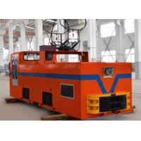 Wholesale 10t Variable speed AC overhead line electric locomotive from china suppliers