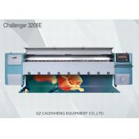 Wholesale CMYK Desktop Large Format Solvent Printer 720 DPI Challenger FY 3208E from china suppliers