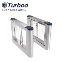 Wholesale Access Control Swing Barrier Gate , Pedestrian Turnstile Gate Pass Width 600-900mm from china suppliers