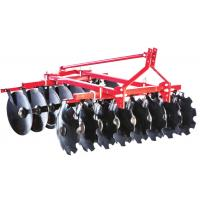 Wholesale agricultural machinery>disc harrow/1BJX-1.7 Mid-size disc harrow from china suppliers