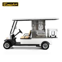 Wholesale Vehicle Electric Utility Carts Vintage For Adults , Comfortable Battery Operated Golf Buggy from china suppliers