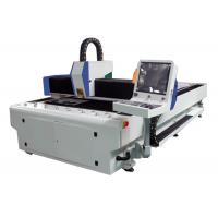 Wholesale High Efficiency Laser Wood Cutting Machine 1000W , Cnc Metal Laser Cutter Low Noise from china suppliers