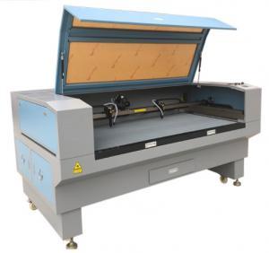 CCD Camera CO2 Laser Engraver Cutter , Laser Engraving Equipment