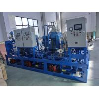 Wholesale HFO Power Plant Centrifugal Fuel Oil Treatment System 50Hz 60Hz CCS BV Certification from china suppliers