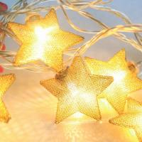 Buy cheap Flicker Decorative LED String Lights LED Starry String Lights Home Decoration from wholesalers