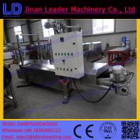 Wholesale 2015 High efficiency food machinery chips fryer food processing machine from china suppliers