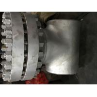 Wholesale 24 Inch TP304L Flanged Y Type Strainer , 300 LBS Basket Type Strainer BW ENDS from china suppliers