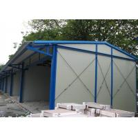 China Custom Made Container Modular Housing Prefabricated With EPS Panels And Steel Frame on sale