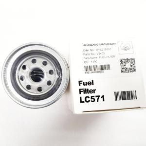 Wholesale Kubota Parts Fuel Filter V2403 KU-04814-06310 KU-9Y021-02153 KU-1A021-60017 KU-1G485-99353 from china suppliers