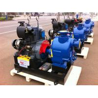 Wholesale Trailer air cooled deutz diesel engine fire pump 80hp self priming water 300GPM from china suppliers