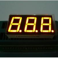 Wholesale CC/CA Polarity 7 Segment LED Display Common Anode 37.6 X 19mm Outer Dimension from china suppliers