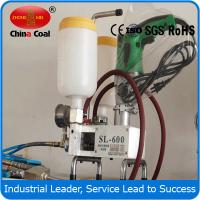 Wholesale SL-600 Double-liquid type High Pressure Grouting Machine from china suppliers