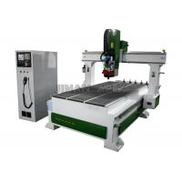 Wholesale Air Cooling Spindle Cnc Pcb Drilling Machine , Fast Carving Speed Cnc Router Cutting Machine from china suppliers
