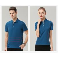 Wholesale Personalised Custom Work Polo Shirts Eco Friendly Quick Drying Tag Free High End Printing from china suppliers