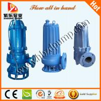 Wholesale WQ submersible waste water pump from china suppliers