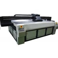 Wholesale Professional Wide Format Uv Printer , Glass Printing Large Format Flatbed Printer from china suppliers