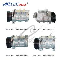 10S11C series OE Interchangeable Brand New Auto AC Compressor Manufactures