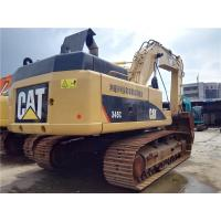 Wholesale Used CATERPILLAR 345C Crawler Excavator from china suppliers
