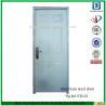 Buy cheap Fangda 6 panel american steel door from wholesalers