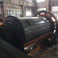 Wholesale 135t/H Mining Grinder Tile Type Horizontal Ball Mill Machine from china suppliers