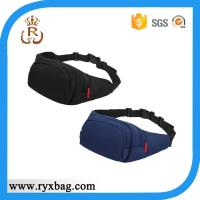 Wholesale Men's polyester sports waist bag from china suppliers