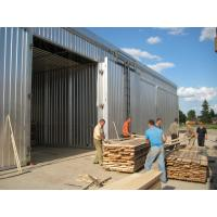Fully Auto Wood Drying Chamber , Stainless Steel Lumber Dry Kilns For Sale