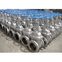 Wholesale BW OS&Y BB Full Port  API600 Gate Valve 150#-2500# Pressure BS 1414 Gear Operated from china suppliers
