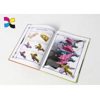 Wholesale Handemade Spiral Book Printing Silver Colour Foil Hot Stamping Custom Size from china suppliers