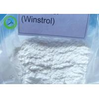 Wholesale Raw Hormone Powders Injectable Winstrol Steroid For Bodybuilder 10418-03-8 from china suppliers