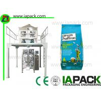 Buy cheap Rice Automatic Pouch Packing Machine For Food , Auto Bagging Machines from wholesalers