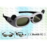 Quality Child Japanese 3D TV IR Active Shutter 3D Glasses for sale