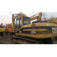 Wholesale Used 20 Tonne Heavy Equipment Excavator Caterpillar 320B Year 2000 5282 Hours from china suppliers