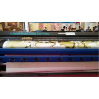 Buy cheap Soft PVC Vinyl Large Format Printer in 2 pcs DX7 Head in CMYK Ink Color from wholesalers