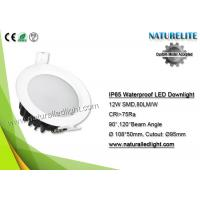 Wholesale IP65 Waterproof 12W LED Down Lights Cob  Indoor Commercial SMD Epistar from china suppliers