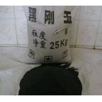 China 85% Al2o3 Black Aluminum Oxide For Abrasive Wheel Material & Sandblasting Media on sale