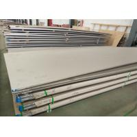 Wholesale BA 8K 2205 S32750 Super Duplex Steel Plate / Stainless Steel Sheet from china suppliers