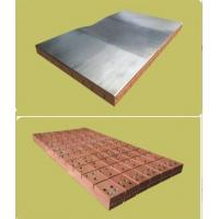 Copper Mould Quarter Inch Steel Plate , Copper Engraved Plate High Temperature Resistance