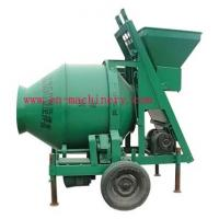 Concrete Truck of Consturction Equipment Machinery  with Hydraulic Hopper for sale