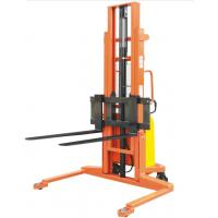 Industrial Material Handling Lifting Equipment : Ton hydraulic manual hand stacker industrial material