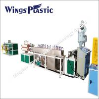 Wholesale PVC Fiber Reinforced Hose Machine, PVC Braided Hose Production Line from china suppliers
