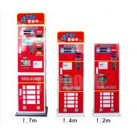 China Cinema Arcade Game Machine Parts Metal Cabinet ATM Currency Paper Bill Token Coin Exchanger on sale