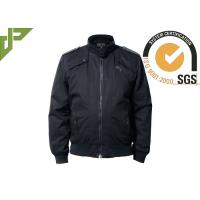 Wholesale 100% Cotton Black Military Tactical Jackets Soft Shell Windproof Washed from china suppliers