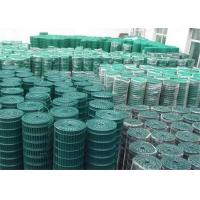 Road Fencing Welded Garden Wire Mesh With Hot Dipped Galvanized Surface