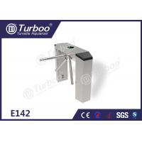 Wholesale Three Arm Turnstile / Security Entrance Gates With RFID IC Cards Reader from china suppliers