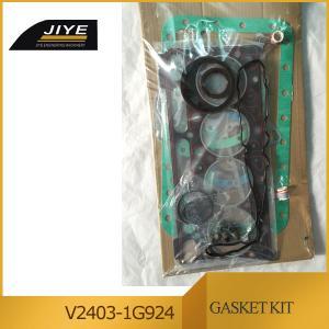 Wholesale kubota parts cylinder head gasket kit engine overhaul kit V2403 from china suppliers